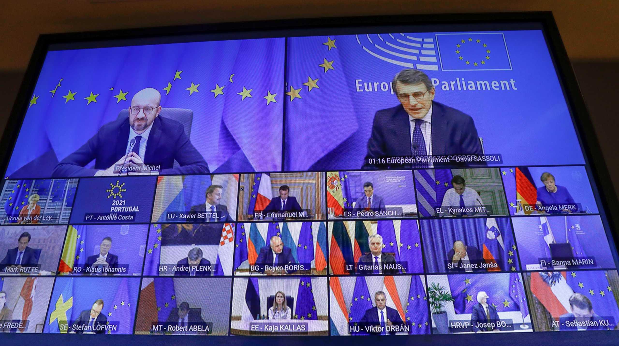 Αγώνας δρόμου για να είναι έτοιμο το Ευρωπαϊκό Πιστοποιητικό Εμβολιασμού πριν το καλοκαίρι