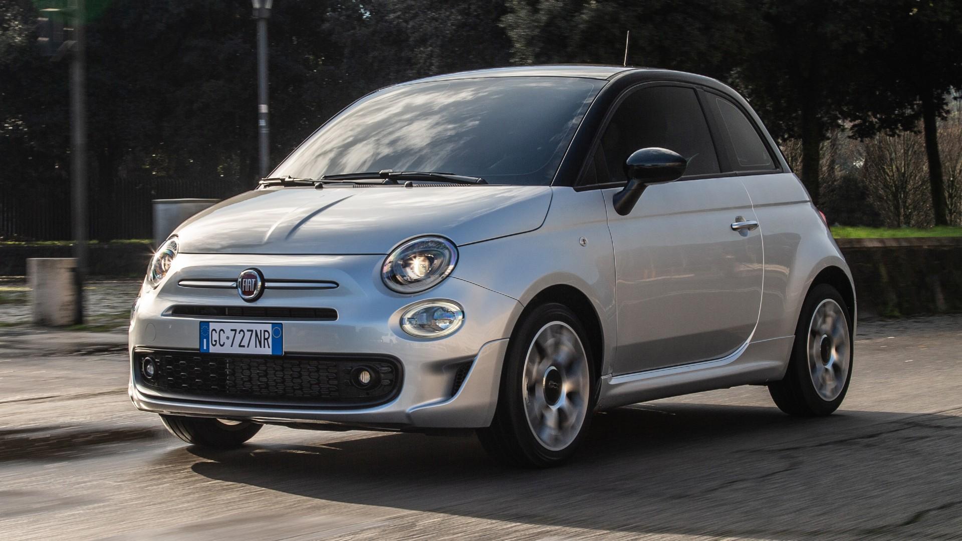 FIAT: Οι τιμές της ανανεωμένης γκάμας του 500 στην Ελλάδα