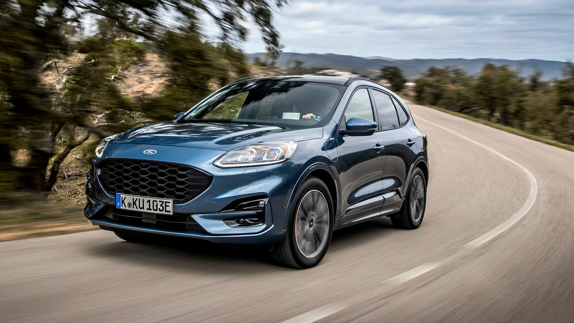H Ford θέλει να πουλά μόνο ηλεκτρικά ΙΧ στην Ευρώπη έως το 2030