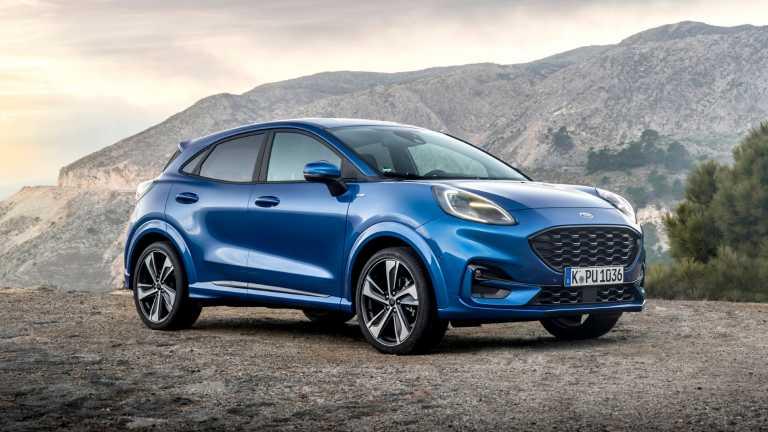 Διαθέσιμα και με αυτόματο κιβώτιο τα υβριδικά Ford Fiesta και Puma