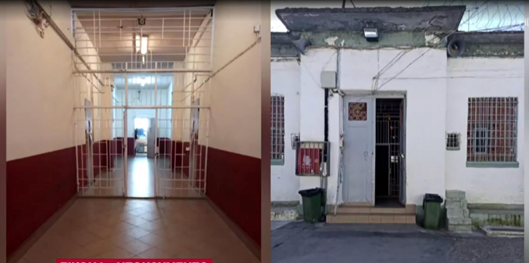 Δημήτρης Λιγνάδης: Αυτό είναι το κελί που κρατείται – «Σοκαρισμένος και καταβεβλημένος»