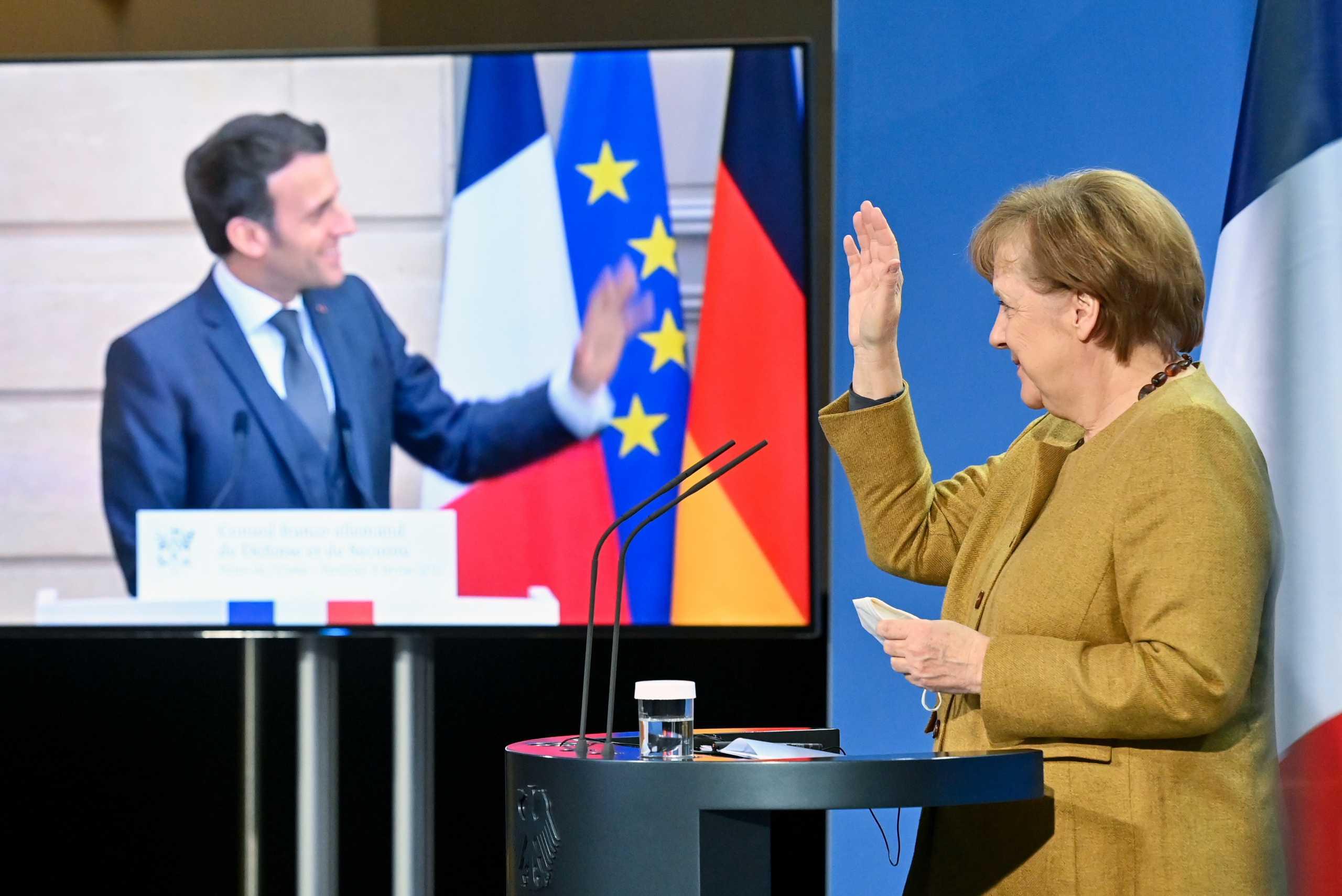 Γαλλία και Γερμανία στηρίζουν τη στρατηγική της Κομισιόν για τους εμβολιασμούς