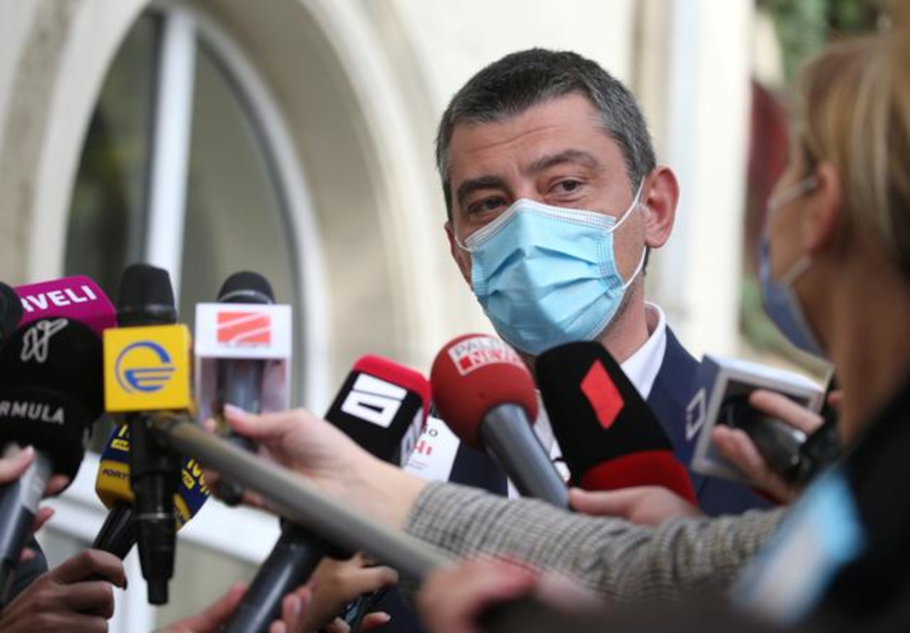 Γεωργία: Παραιτήθηκε ο πρωθυπουργός Γκιόργκι Γκαχάρια