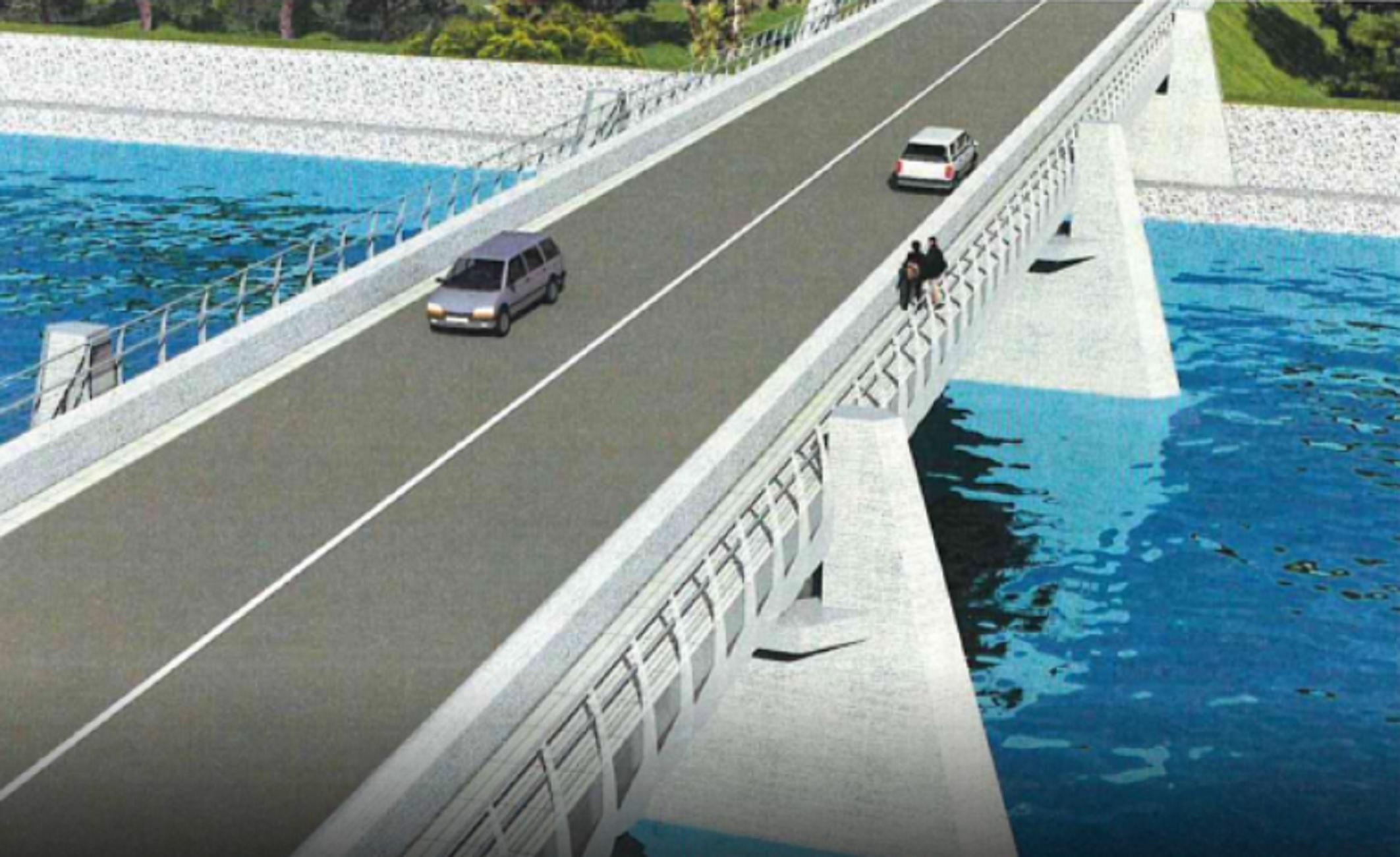 Κρήτη: Έτσι θα γίνει η νέα γέφυρα του Κερίτη – Στη δημοσιότητα τα σχέδια (pics)
