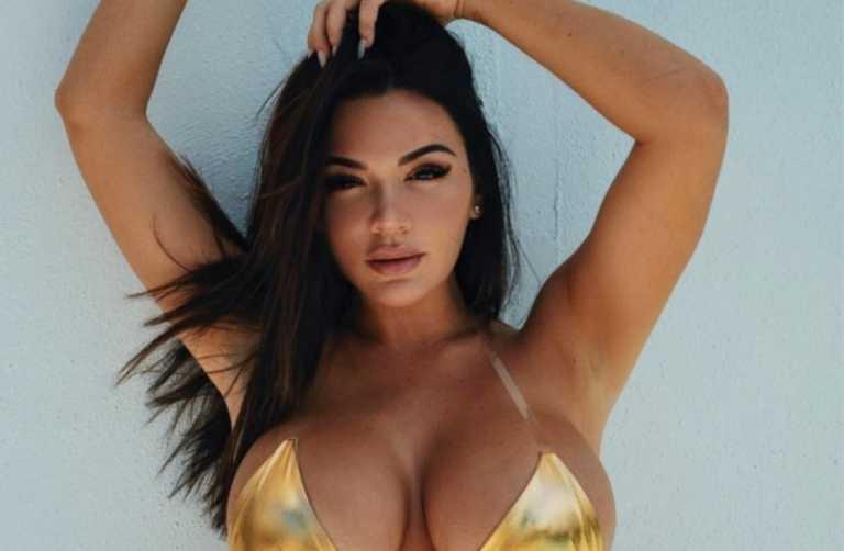 """Το σέξι μοντέλο από την Κούβα που """"προσκυνά"""" όλο το Instagram!"""