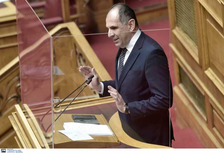 Βουλή: Ένταση με Γεραπετρίτη και Ραγκούση για Μενδώνη και υπόθεση Λιγνάδη