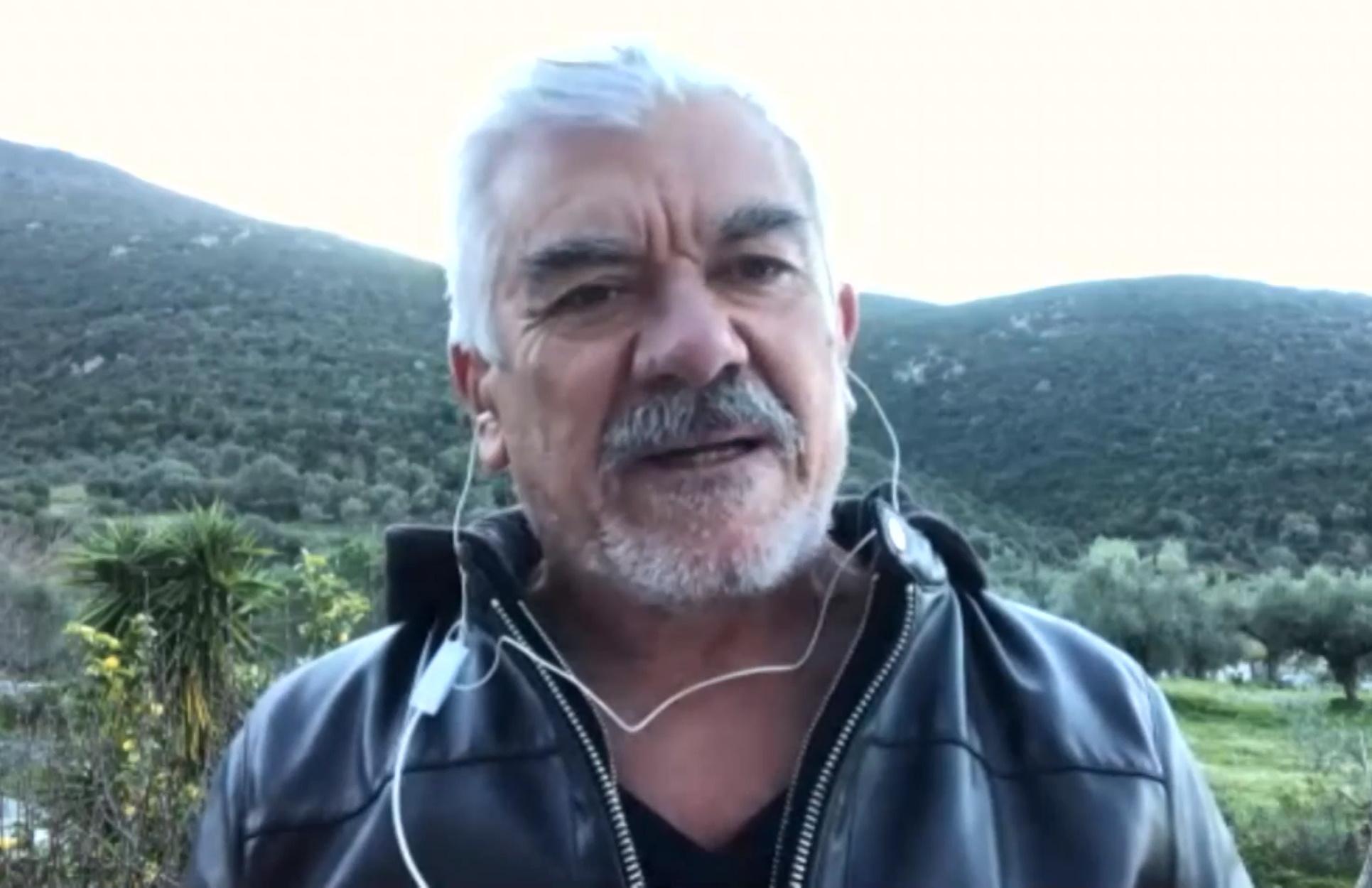 Γιώργος Γιαννόπουλος για τις καταγγελίες: Αν τα ήξεραν υπάρχει συνενοχή, εγώ δεν ήξερα τίποτα