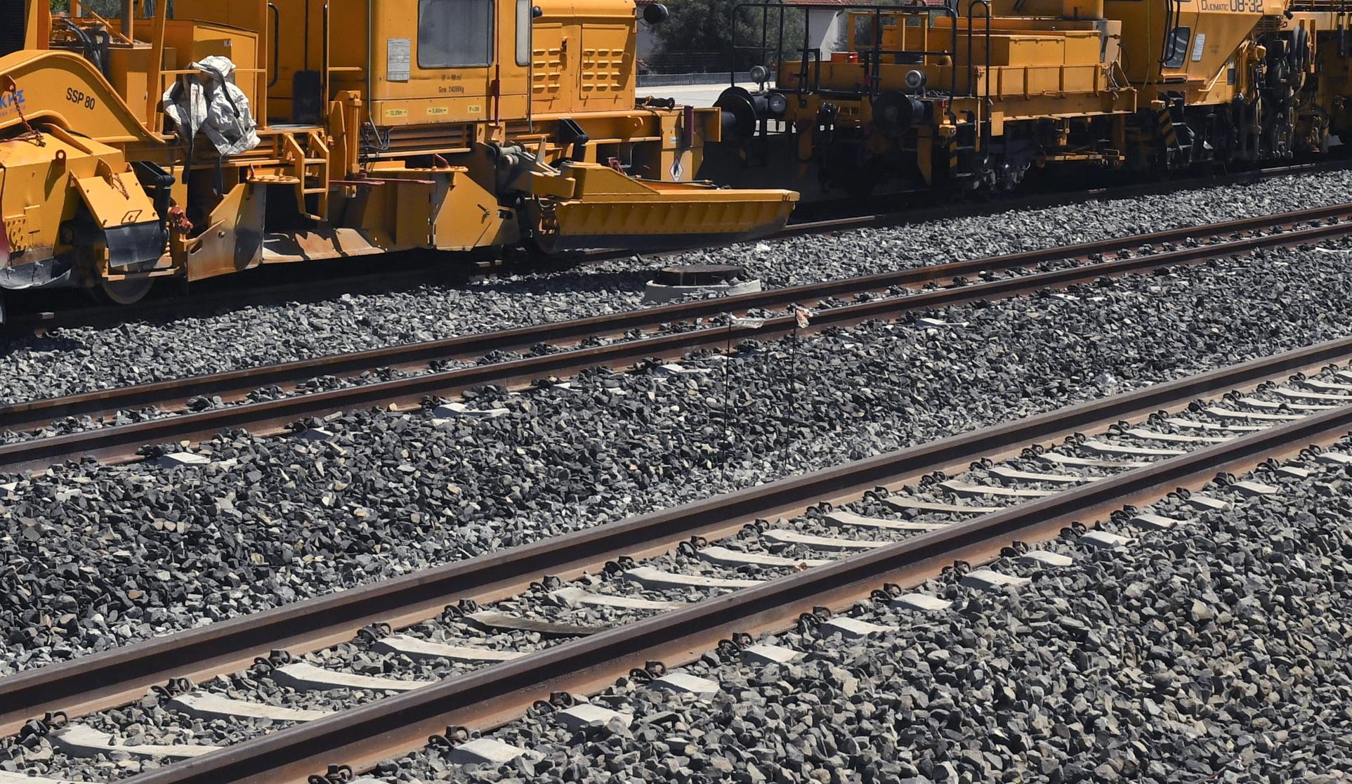 Βόλος: Μέχρι το 2024 θα ολοκληρωθούν τα έργα της σιδηροδρομικής γραμμής Βόλου – Λάρισας