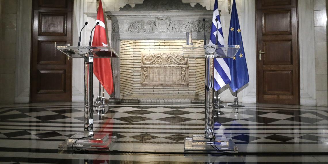 """Τουρκία: Η θετική ατζέντα στη Σύνοδο Κορυφής της ΕΕ εξαρτάται από τις """"προκλήσεις Ελλάδας – Κύπρου"""""""