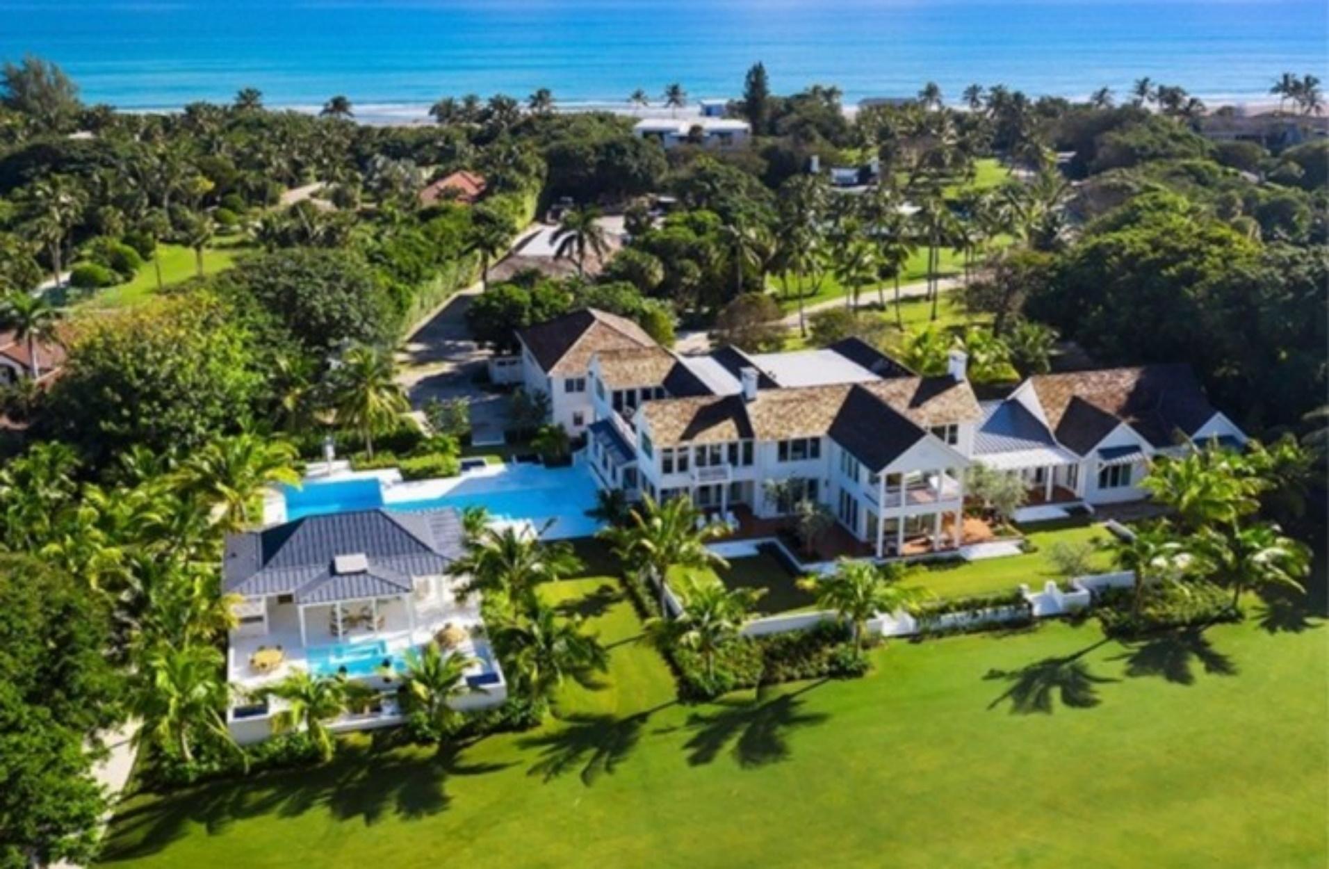 Δείτε το σπίτι των 60 εκατ. δολαρίων του διάσημου γκολφέρ Γκρεγκ Νόρμαν