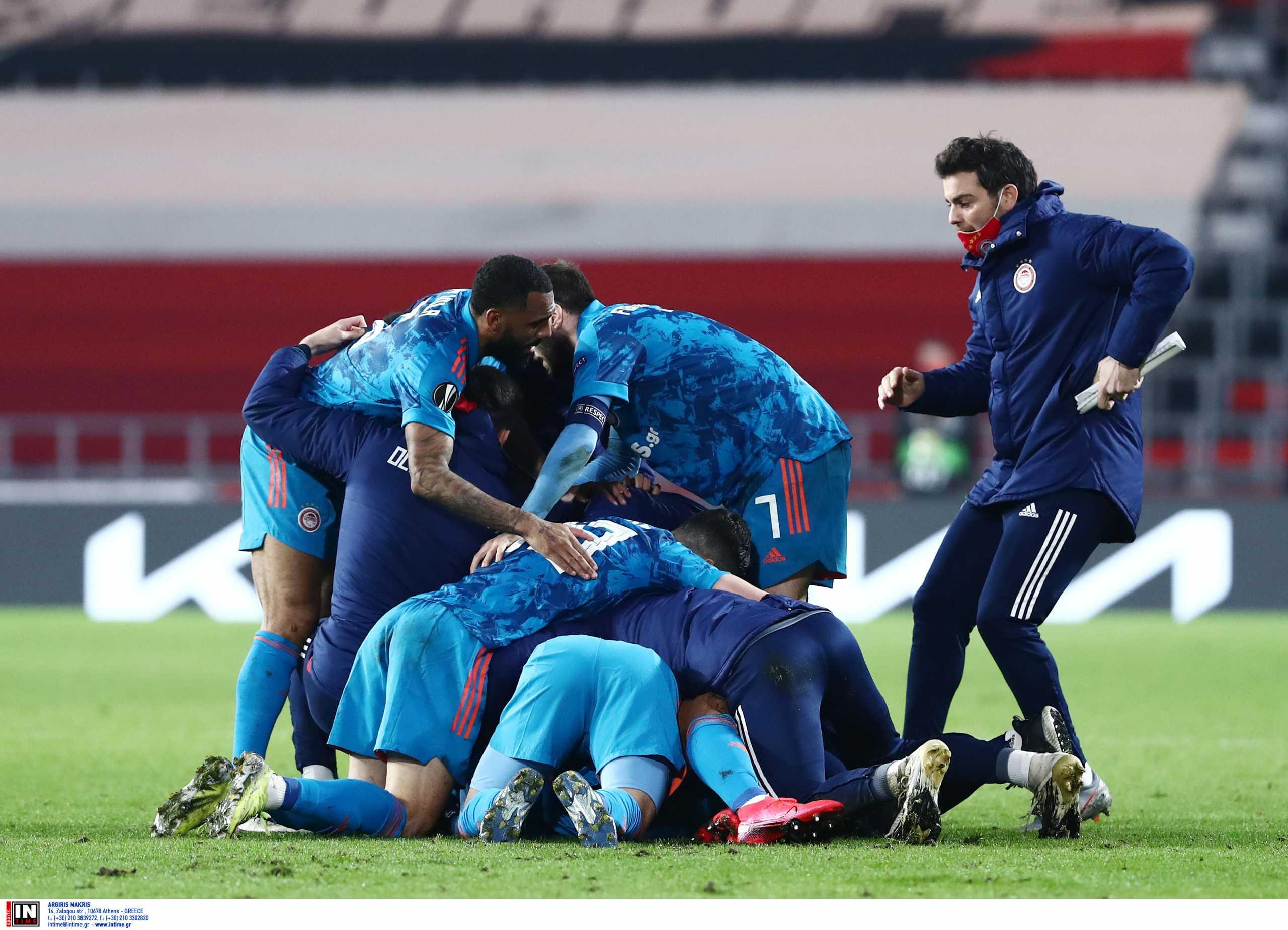 Ολυμπιακός: Οι πιθανοί αντίπαλοι στους «16» του Europa League