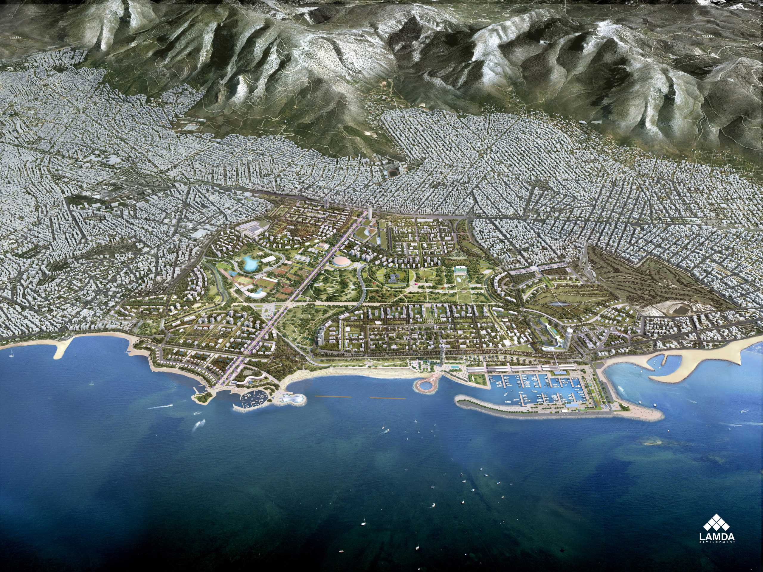 Lamda Development: Νέες συνεργασίες για το Ελληνικό προ των πυλών