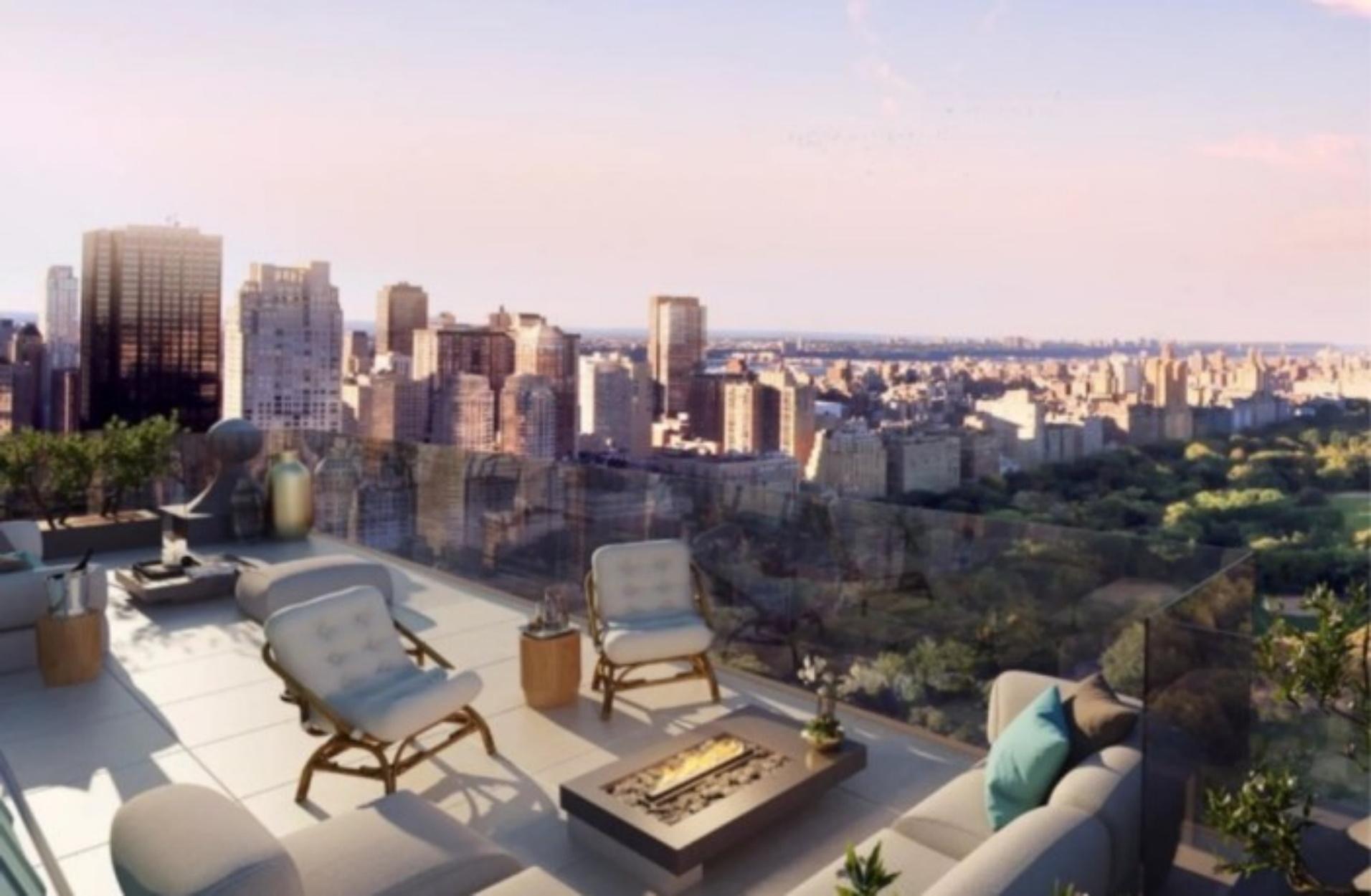 Μέσα στο πιο ακριβό διαμέρισμα της Νέας Υόρκης!