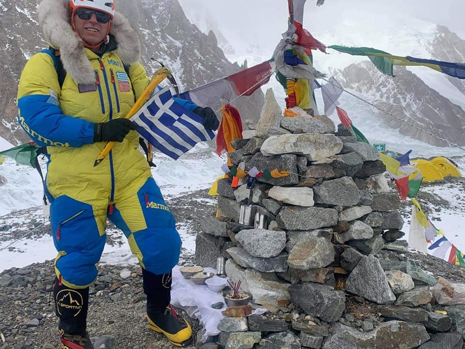 Ιμαλάια – Θρίλερ στα 8.611 μέτρα: Χάθηκαν τρεις κορυφαίοι ορειβάτες – Πώς σώθηκε ο Αντώνης Συκάρης (pics, vids)