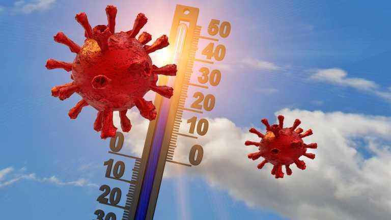 Κορονοϊός: Βρήκαν πώς συνδέεται η εξάπλωση της COVID-19 με την εξωτερική θερμοκρασία