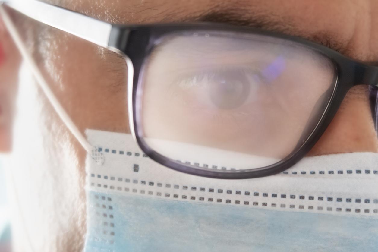 Κορονοϊός: Τι απίστευτο συμβαίνει με την υγρασία μέσα από την μάσκα λόγω της αναπνοής!