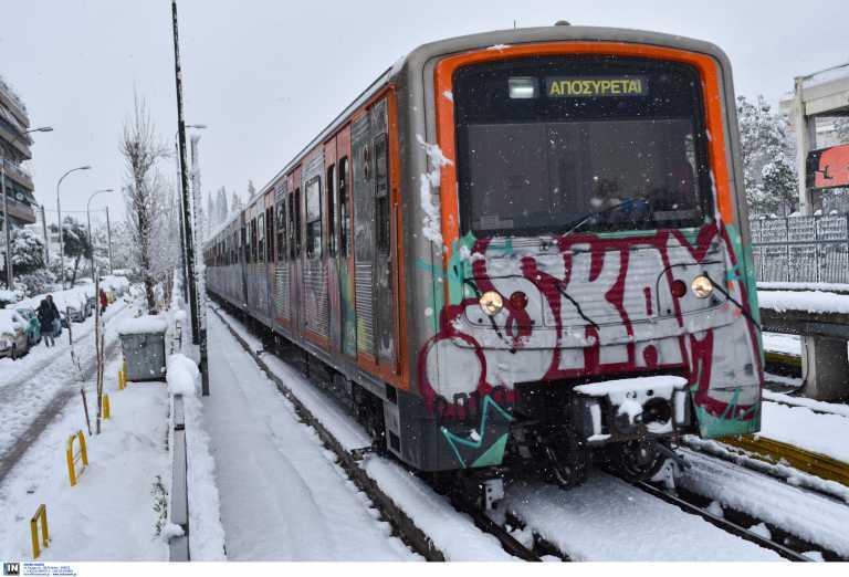 Αποκαταστάθηκε η κυκλοφορία στον Ηλεκτρικό – Τι γίνεται με λεωφορεία και Μετρό