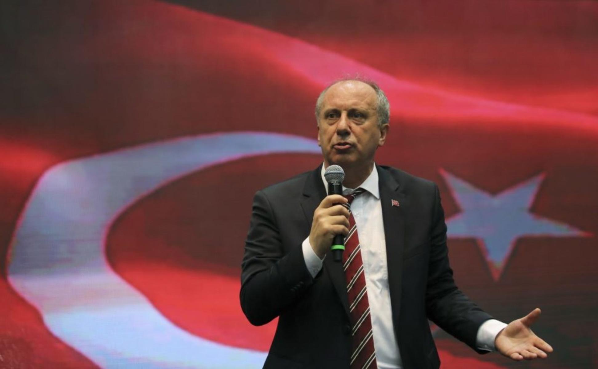 Ο Μουχαρέμ Ιντζέ ταράζει τα νερά της τουρκικής πολιτικής – Παραιτήθηκε από το CHP και κάνει δικό του κόμμα