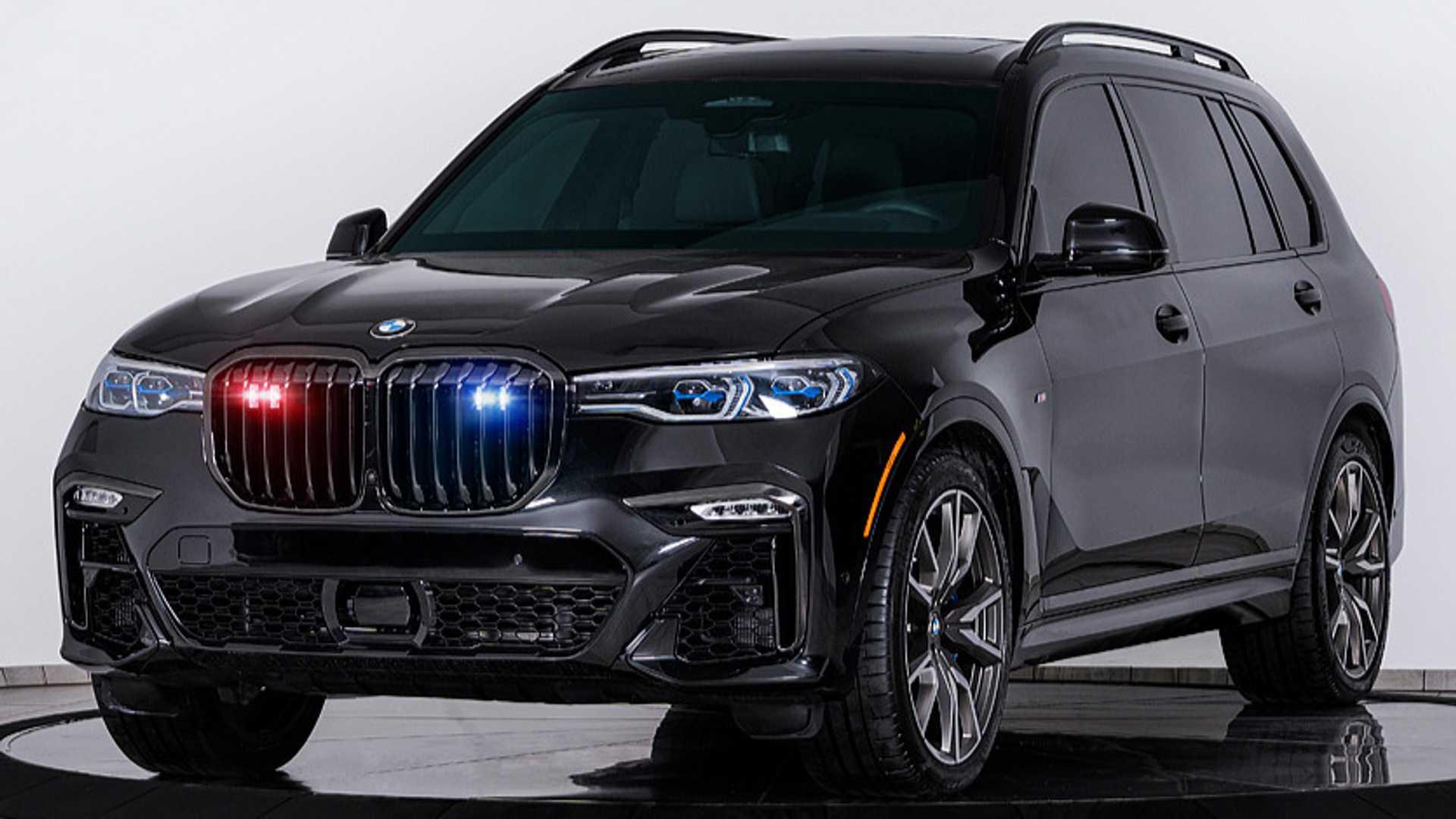 Αυτή η BMW X7 είναι το απόλυτο θωρακισμένο όχημα! [vid]