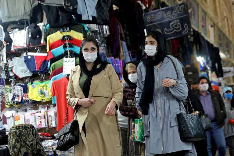 Ιράν: Σχεδόν 14.000 κρούσματα κορονοϊού σε ένα 24ωρο