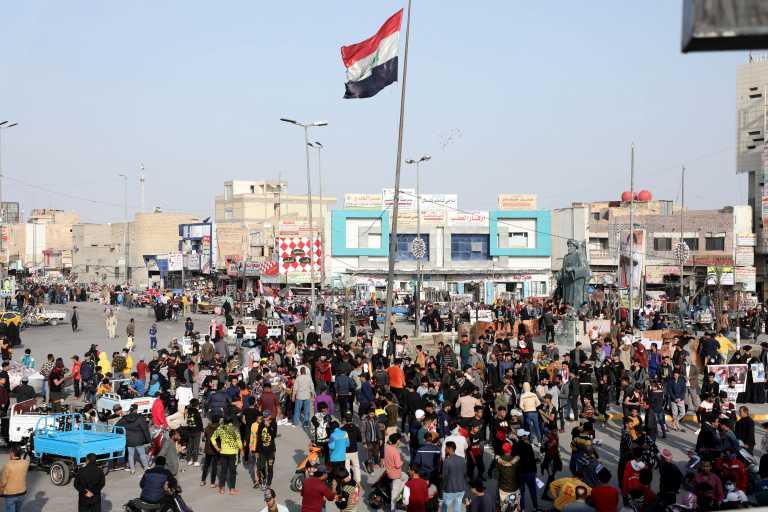 Ιράκ: Νεκροί τρεις διαδηλωτές σε συγκρούσεις με τις δυνάμεις ασφαλείας στη Νασιρίγια