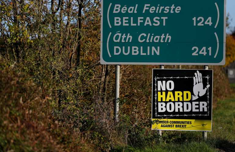 Βόρεια Ιρλανδία: Απέσυραν το προσωπικό από τα τελωνεία λόγω των απειλών που δέχεται