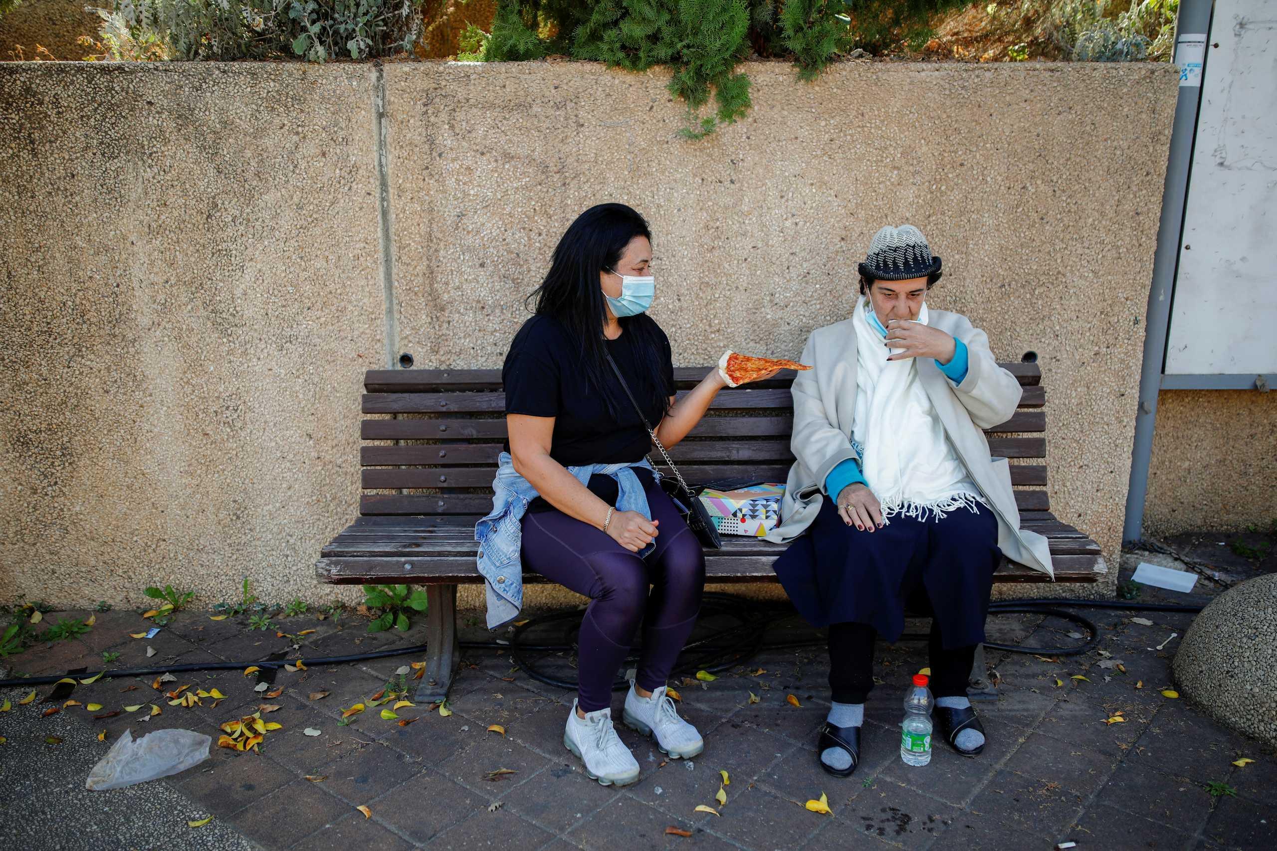 εμβόλιο Ισραήλ