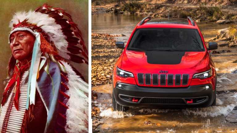 Οι ινδιάνοι ζητούν από την Jeep να αλλάξει το όνομα του Cherokee
