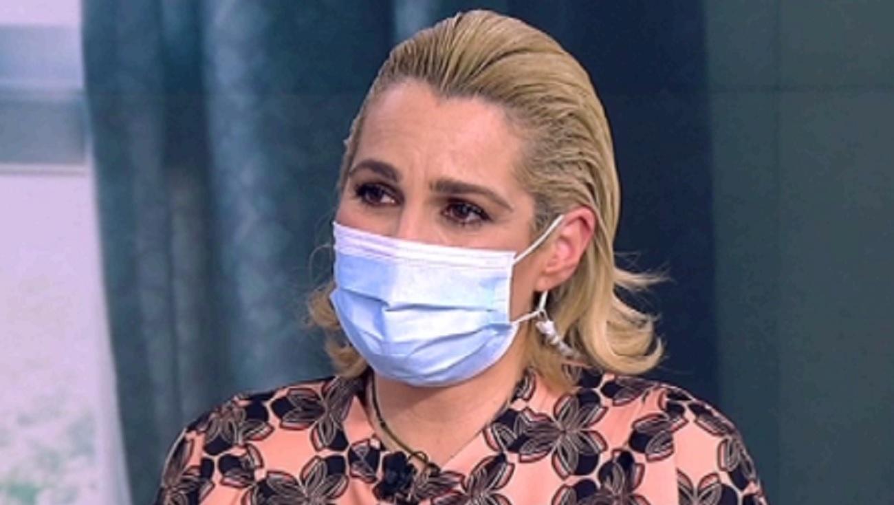 Τζένη Μπότση: Όσα εξομολογήθηκε, με δάκρυα στα μάτια, στη Σία Κοσιώνη