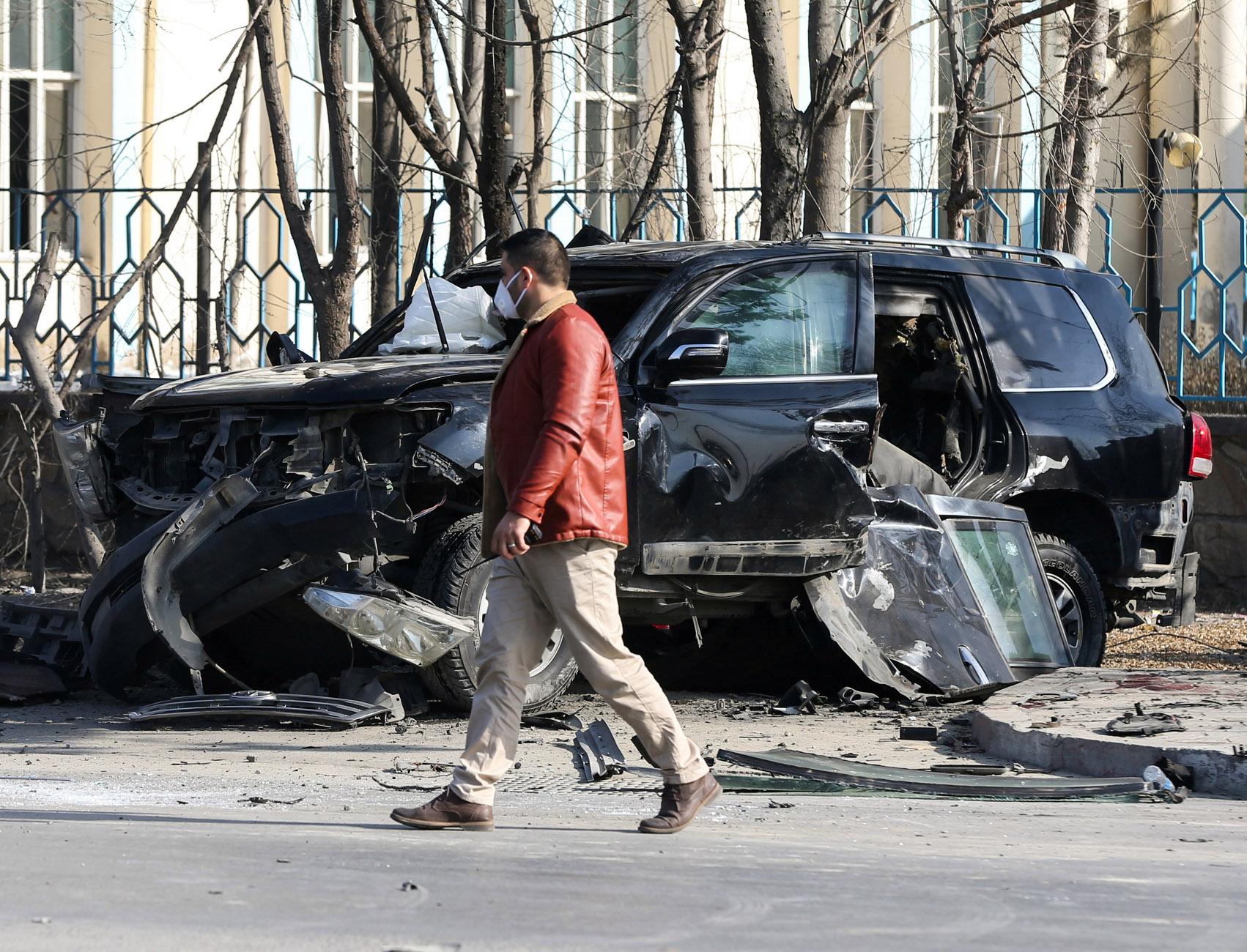 Αφγανιστάν: Πέντε νεκροί από δυο επιθέσεις στη Καμπούλ