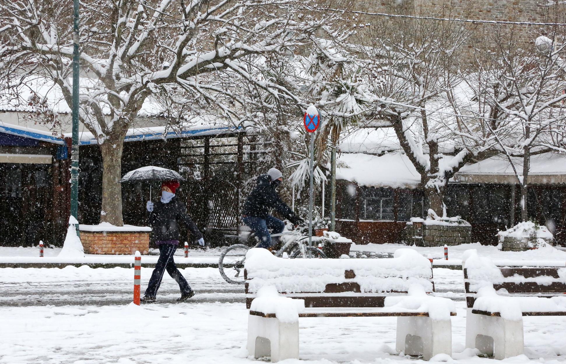 Ο καιρός στην Ορεστιάδα αύριο (2021-02-16)
