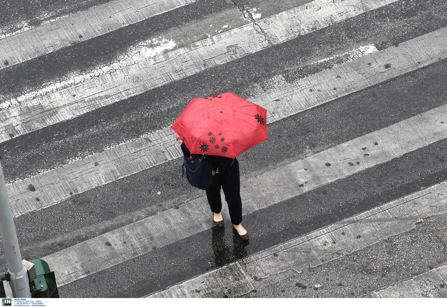 Καιρός σήμερα: Ο χειμώνας επιστρέφει – Βροχές, μποφόρ και κρύο