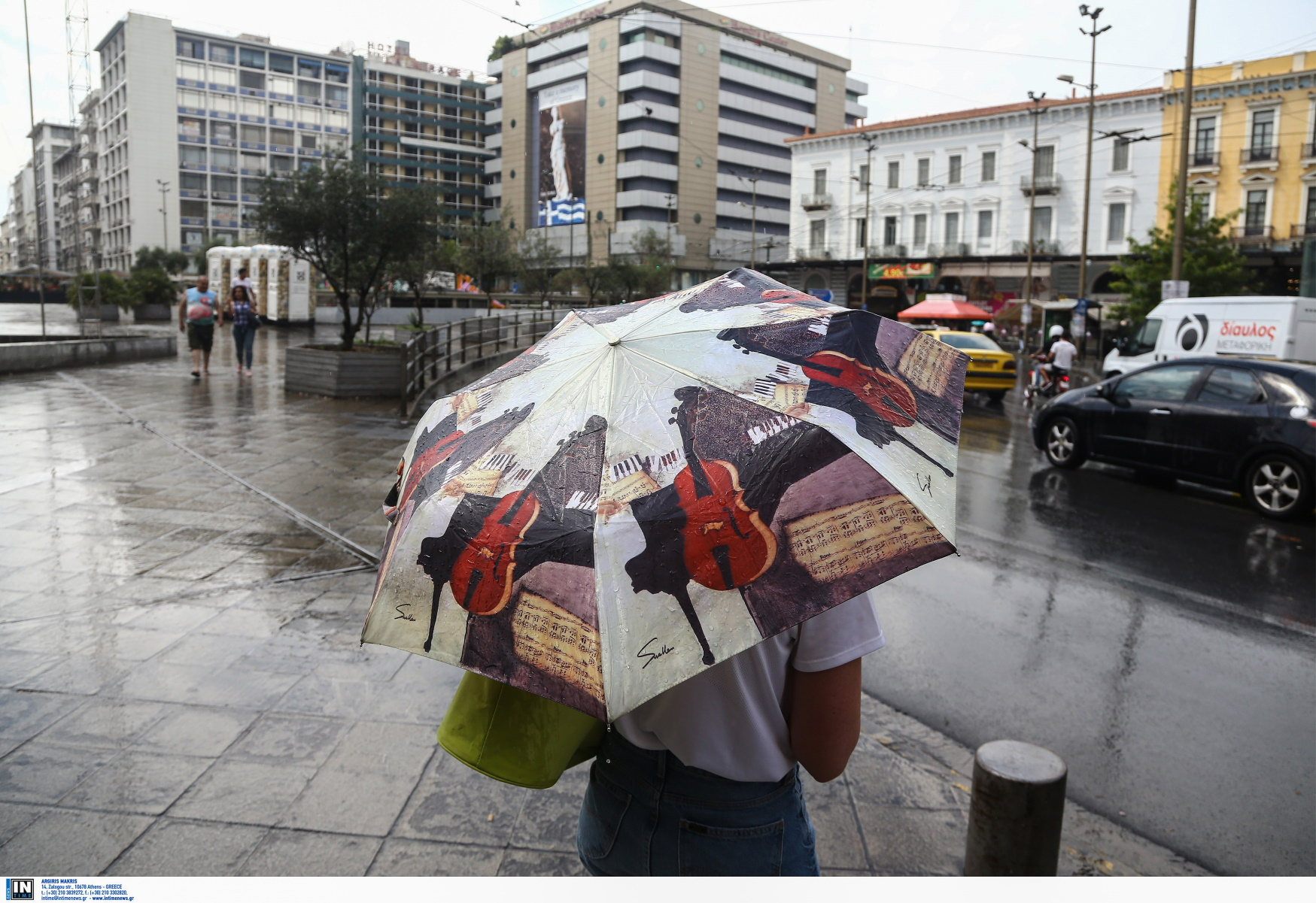 Καιρός αύριο: «Ανοιξη» αναβάλλεται – Έρχονται βροχές και κρύο
