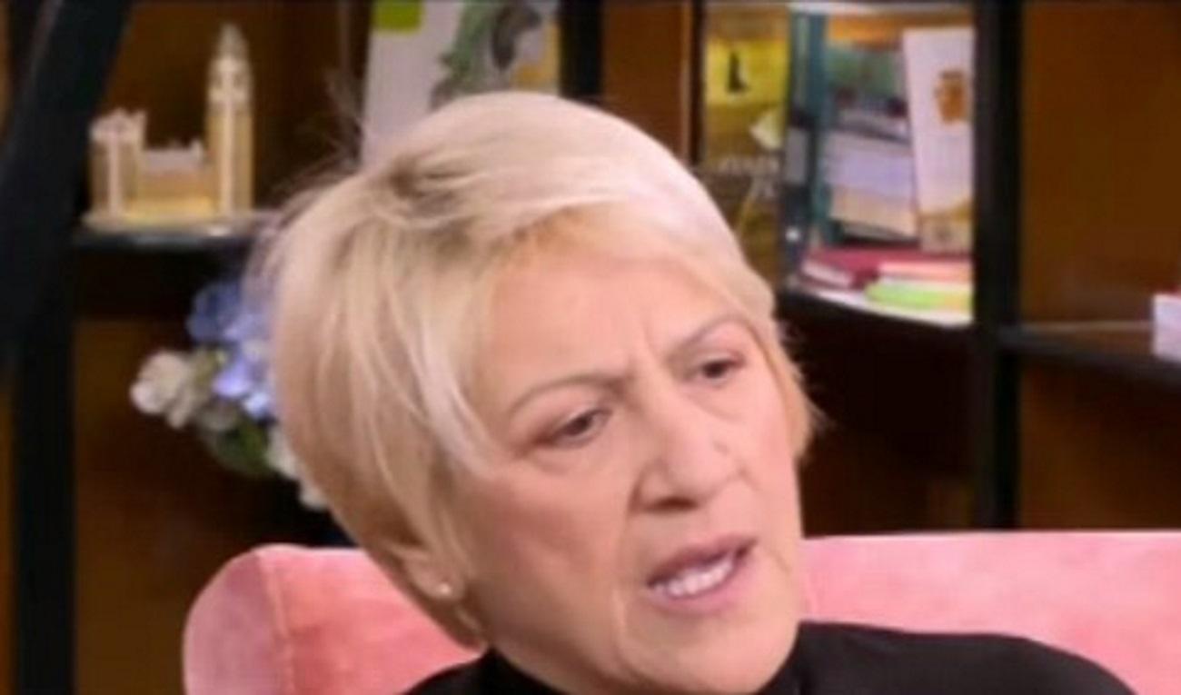 """Καίτη Κωνσταντίνου: """"Μέτριος ηθοποιός… Το ακούσαμε κι αυτό κι είναι πολύ άσχημο"""""""
