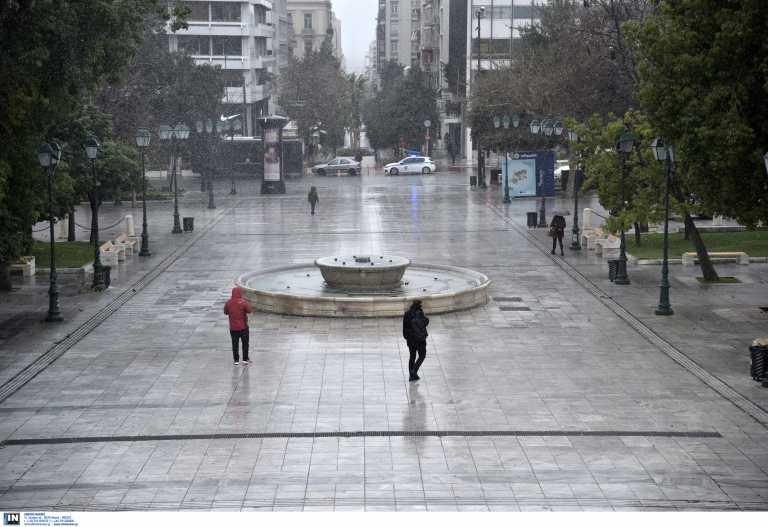 Καιρός αύριο: Έρχεται ψυχρή «εισβολή» με χιόνια και καταιγίδες – Ποιες περιοχές θα επηρεαστούν