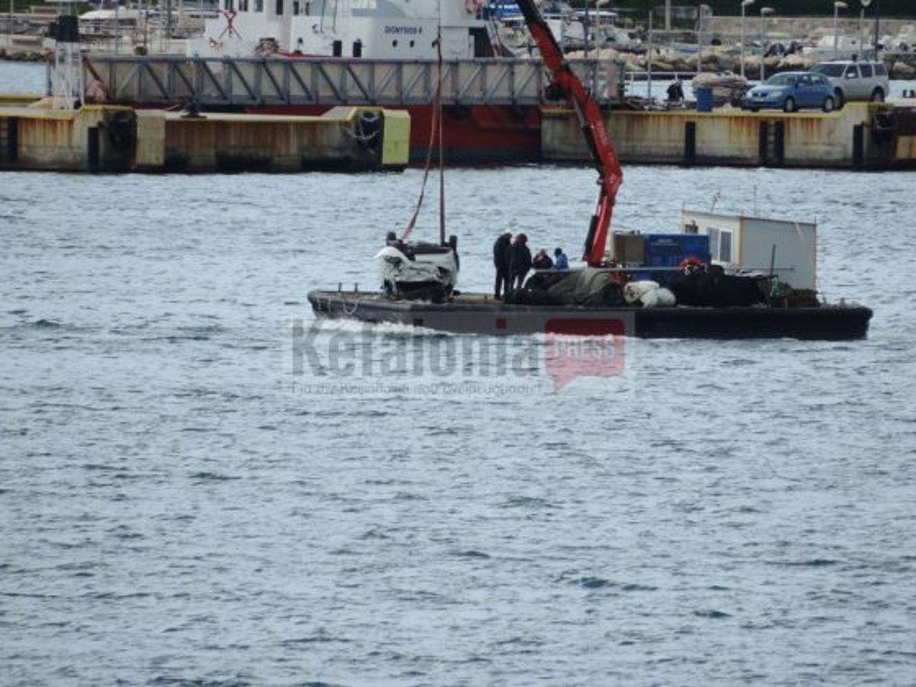Τραγωδία στην Κεφαλονιά: Νεκρός 23χρονος που έπεσε με το αυτοκίνητό του στη θάλασσα