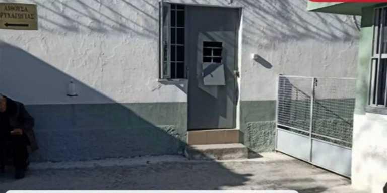 Δημητρης Λιγνάδης: Αυτό είναι το κελί που κρατείται – «Σοκαρισμένος και καταβεβλημένος»