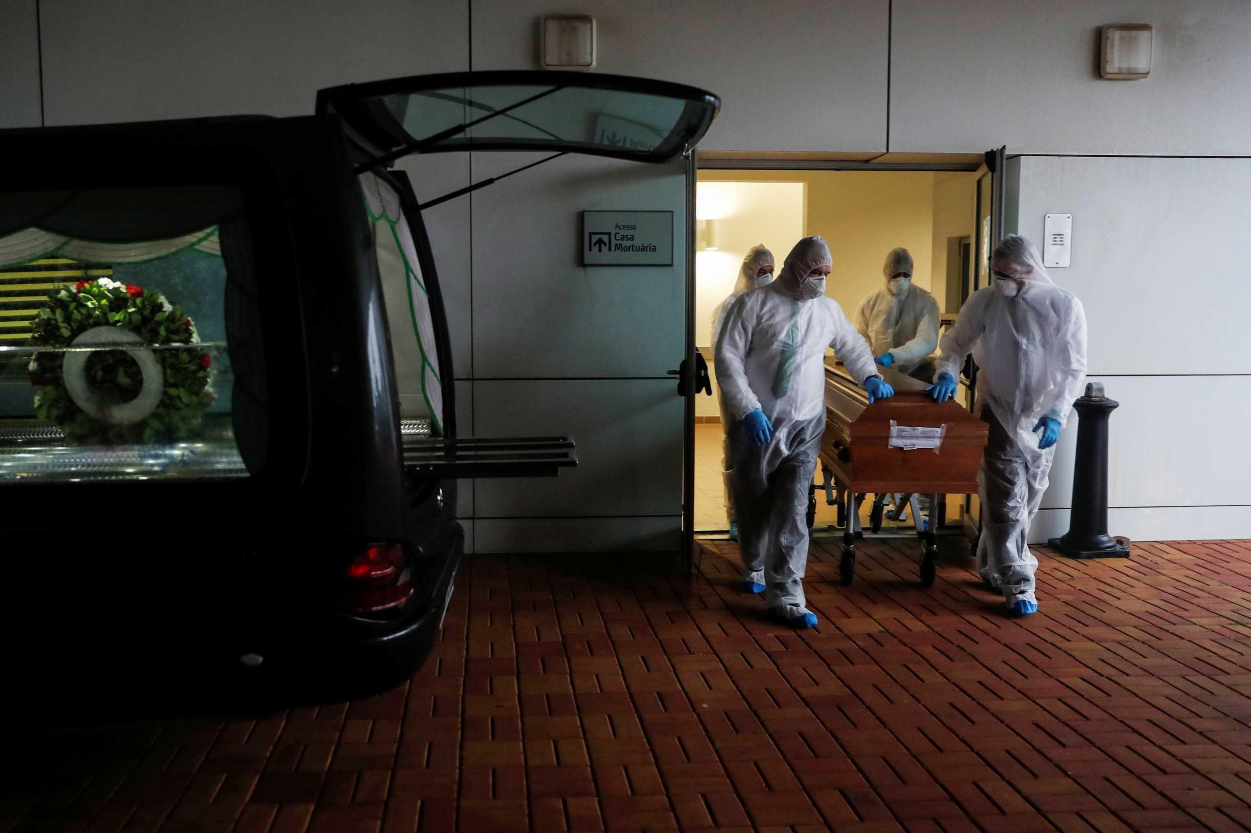 Ρωσία: 507 νεκροί και πάνω από 15.000 κρούσματα κορονοϊού