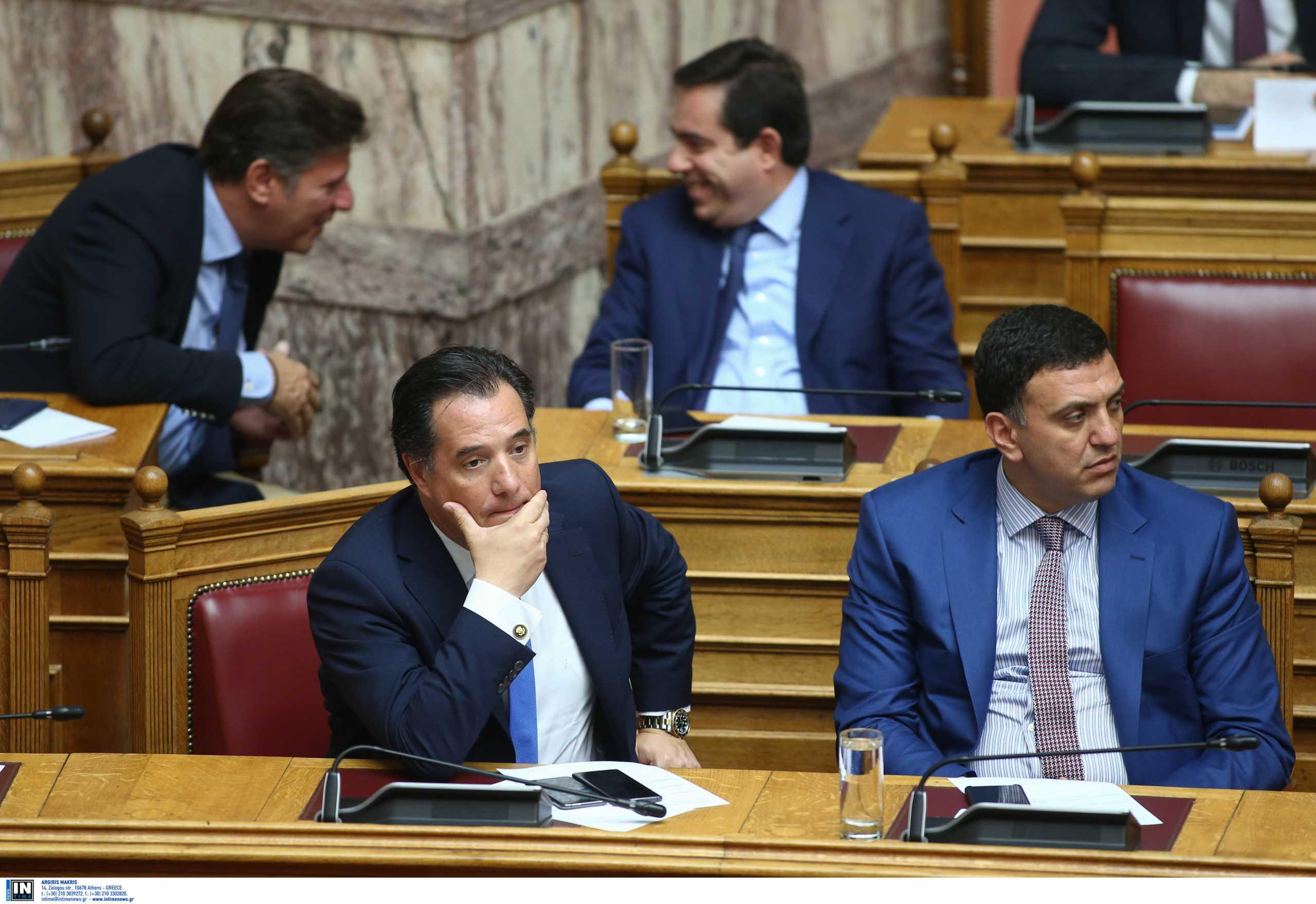 «Παγωτό» ο Άδωνις Γεωργιάδης: Έμαθε on air τη «βόμβα» Κικίλια για lockdown στην Αττική