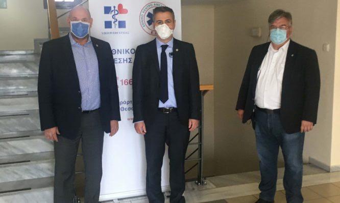 Κορονοϊός: Ανησυχία για τα νοσοκομεία της Πάτρας – Μεταβαίνουν Κωτσιόπουλος – Παπαευσταθίου