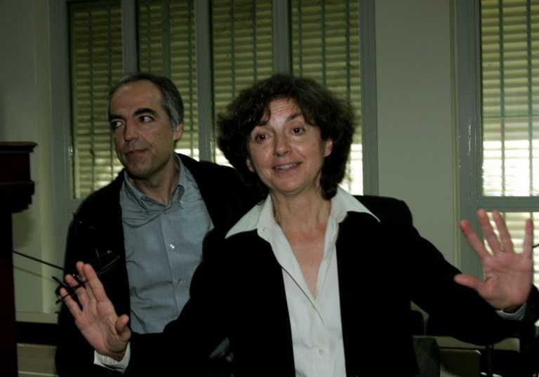 Δημήτρης Κουφοντίνας: Νέα απάντηση της Ιωάννας Κούρτοβικ στην Σοφία Νικολάου