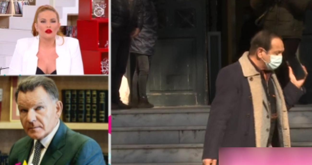 Αλέξης Κούγιας: «Ο κ. Λιγνάδης χαρακτήρισε μέτριο ηθοποιό τον κ. Μπιμπίλα»