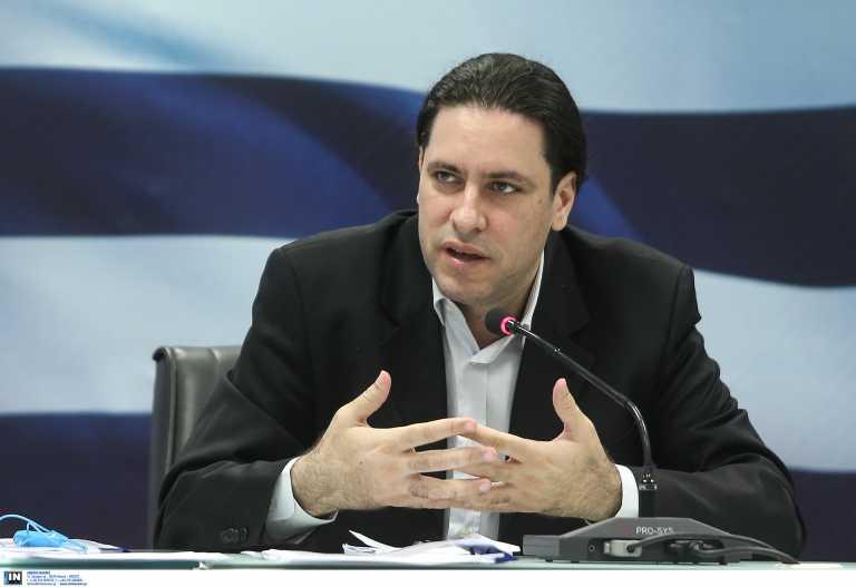 Φώτης Κουρμούσης: Αναθεώθηκε για 4 χρόνια η θητεία του στη θέση του Ειδικού Γραμματέα Διαχείρισης Ιδιωτικού Χρέους