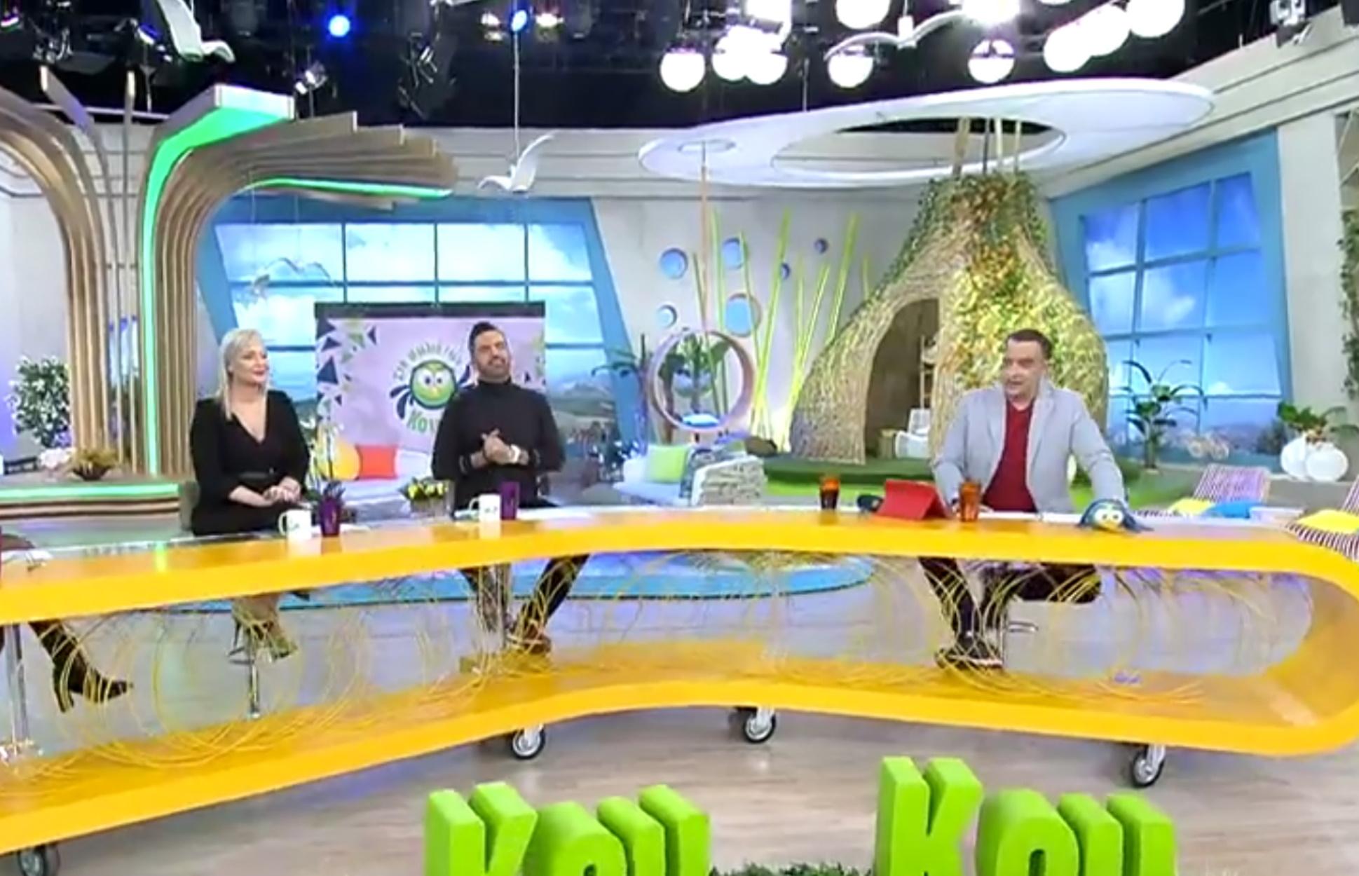 Κατερίνα Καραβάτου: Πως εμφανίστηκε στην αρχή της εκπομπής – «Κάποια στιγμή θα επιστρέψει»