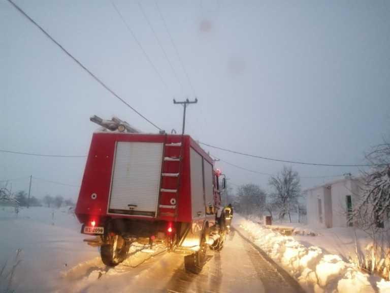 Καιρός – Κακοκαιρία Μήδεια: Ο ΔΕΔΔΗΕ φέρνει ενισχύσεις από άλλες Περιφέρειες για τις διακοπές ρεύματος