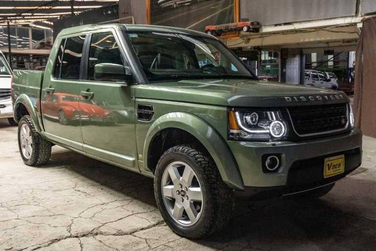 Έχετε ξαναδεί Land Rover Discovery με… καρότσα; [pics]