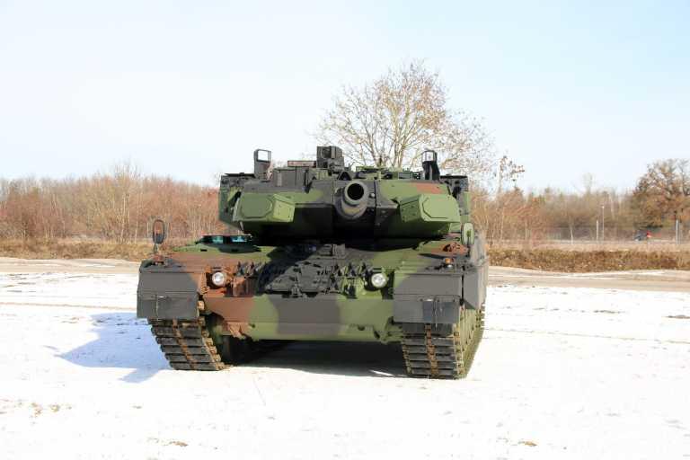"""""""Έπεσαν υπογραφές"""" σε συμφωνία Γερμανίας και Ισραήλ για τα -γνωστά σε μας- τεθωρακισμένα τανκ Leopard 2!"""