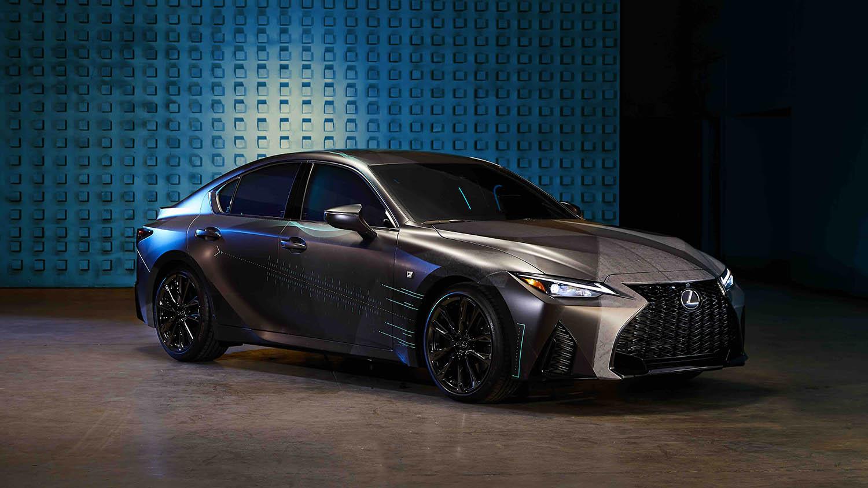 Αυτό το Lexus θα γίνει το όνειρο κάθε gamer του πλανήτη! [pics]
