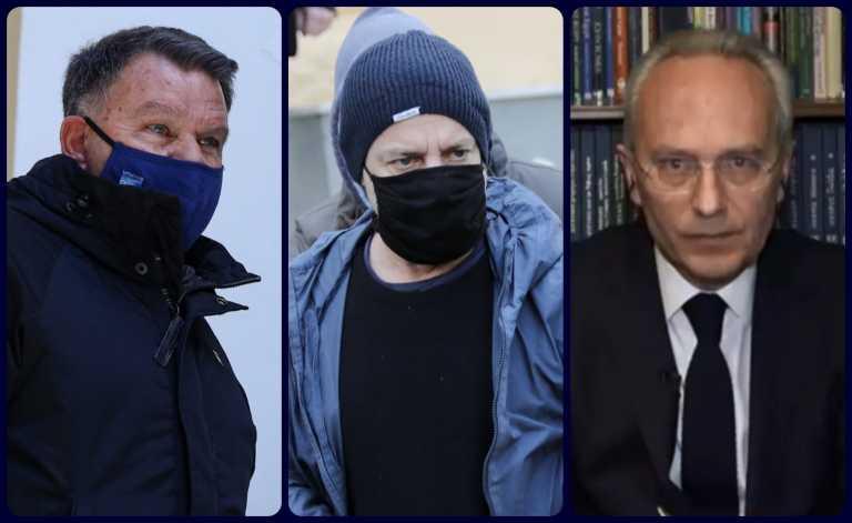 Δημήτρης Λιγνάδης: Τηλεοπτική «σύγκρουση» Κούγια και Βλάχου με απειλές για μηνύσεις