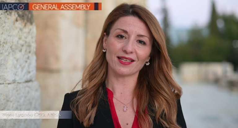 Μια Ελληνίδα στο Δ.Σ. του Διεθνούς Οργανισμού Επαγγελματιών Συνεδρίων